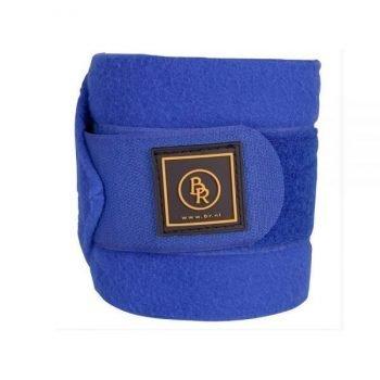 BR fleecebandages blauw