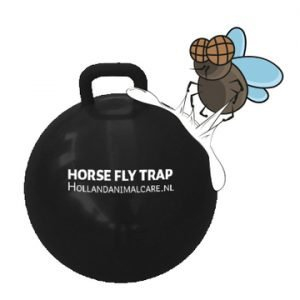 Horse fly trap bal