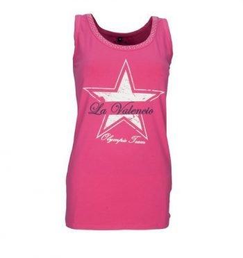 LV Fatin top roze
