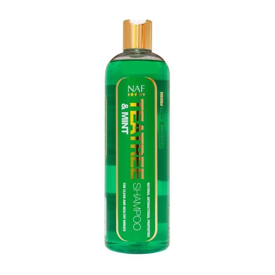 NAF teatree & mint shampoo